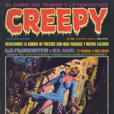 Cómics: CREEPY Nº 45. Lote 218186311