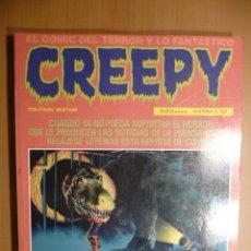 Cómics: CREEPY. TOMO DEL 45 AL 48. Lote 25915293
