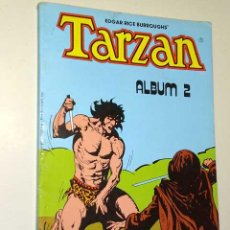 Cómics: TARZAN ÁLBUM Nº 2. HITPRESS 1981. RECOPILA 3 TEBEOS DE EL NUEVO TARZAN. JOSÉ ORTIZ, GIRO, GONZÁLEZ.. Lote 26698966