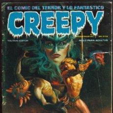 Cómics: CREEPY Nº 29 EL COMIC DEL TERROR Y LO FANTASTICO - TOUTAIN EDITOR MAS COMIC Y TEBEOS EN MI TIENDA. Lote 27279866