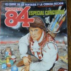Cómics: TOTEM ESPECIAL CONCURSO ZONA 84. Lote 27612722