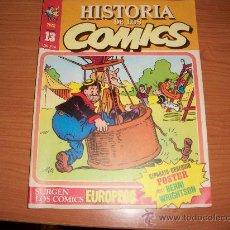 Cómics: HISTORIA DE LOS COMICS Nº 13 TOUTAIN 1982 . Lote 24645560