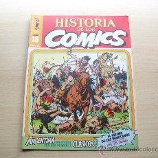 Cómics: HISTORIA DE LOS COMICS Nº 15, DE TOUTAIN EDITOR. Lote 24916731