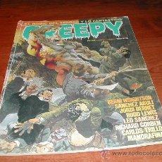 Cómics: CREEPY Nº 34 (RICHARD CORBEN: UNA HISTORIA GOTICA, COMPLETA 15 PAGINAS). Lote 25622246