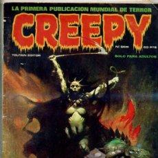 Cómics: CREEPY Nº 6. Lote 25789187