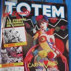 Cómics: TOTEM Nº 5 EL COMIX COMICS TOUTAIN MADE IN SPAIN. Lote 27230390
