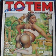 Cómics: TOTEM Nº 15 EL COMIX COMICS TOUTAIN MADE IN SPAIN. Lote 27230551