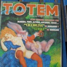 Cómics: TOTEM Nº 23 EL COMIX COMICS TOUTAIN MADE IN SPAIN. Lote 27230579