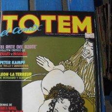 Cómics: TOTEM Nº 27 EL COMIX COMICS TOUTAIN MADE IN SPAIN. Lote 27230848