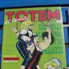Cómics: TOTEM Nº 39 EL COMIX COMICS TOUTAIN MADE IN SPAIN. Lote 27231143