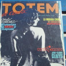 Cómics: TOTEM Nº 42 EL COMIX COMICS TOUTAIN MADE IN SPAIN. Lote 27231152