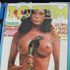 Cómics: TOTEM Nº 57 EL COMIX COMICS TOUTAIN MADE IN SPAIN. Lote 27231191