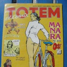 Cómics: TOTEM Nº 59 EL COMIX COMICS TOUTAIN MADE IN SPAIN. Lote 27231228