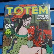 Cómics: TOTEM Nº 60 EL COMIX COMICS TOUTAIN MADE IN SPAIN. Lote 27231249