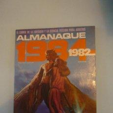 Cómics: ALMANAQUE 1984.AÑO 1982.. Lote 26796351
