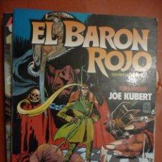 Cómics: EL BARÓN ROJO. JOE KUBERT. TOUTAIN. Lote 26829731