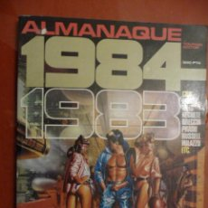 Cómics: 1984. ALMANAQUE 1983. TOUTAIN. Lote 26829790