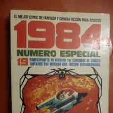 Cómics: 1984. NÚMERO ESPECIAL. Lote 26830045