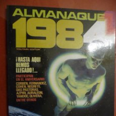 Cómics: 1984. ALMANAQUE 1984. Lote 26830049