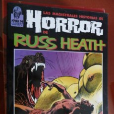 Cómics: HORROR. RUSS HEATH. Lote 26851281