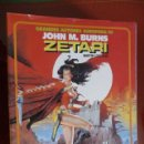 Cómics: ZETARI. EL DEMONIO ROJO. JOHN M. BURNS. Lote 26851306