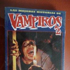Cómics: LAS MEJORES HISTORIAS DE VAMPIROS. TOMO 2. ¡¡¡PRECINTADO!!!. Lote 26851608