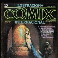 Cómics: COMIX INTERNACIONAL Nº 15 - TOUTAIN. Lote 113038354