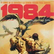 Cómics: 1984 Nº 43. Lote 26974723