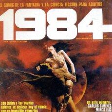 Cómics: 1984 Nº 19. Lote 26974733