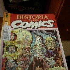 Cómics: 'HISTORIA DE LOS COMICS', Nº 12. EDITORIAL TOUTAIN. 1982. E.C. COMICS EN PORTADA.. Lote 27057263
