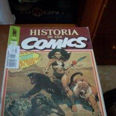 Cómics: 'HISTORIA DE LOS COMICS', Nº 29. EDITORIAL TOUTAIN. 1983. WEREWOLF EN PORTADA.. Lote 27174054