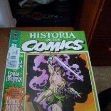 Cómics: 'HISTORIA DE LOS COMICS', Nº 31. EDITORIAL TOUTAIN. 1983. BLACKMARK EN PORTADA.. Lote 27177486