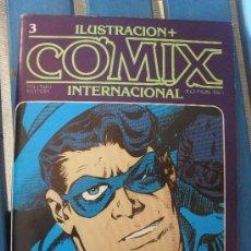 Cómics: COMIX INTERNACIONAL Nº 3 . Lote 27511135