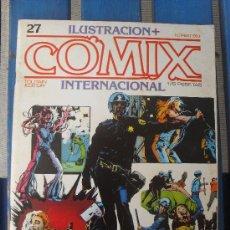 Cómics: COMIX INTERNACIONAL Nº 27. Lote 27511748