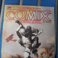 Cómics: COMIX INTERNACIONAL Nº 29 . Lote 27511769