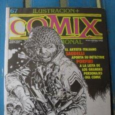 Cómics: COMIX INTERNACIONAL Nº 67. Lote 27512285