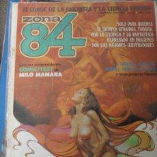 Cómics: ZONA 84 TOUTAIN Nº 45 COMICS DE FANTASIA Y CIENCIA FICCION. Lote 27641741