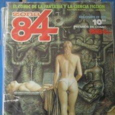 Cómics: ZONA 84 TOUTAIN Nº 58 COMICS DE FANTASIA Y CIENCIA FICCION. Lote 27641880