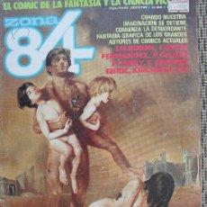 Cómics: ZONA 84 TOUTAIN Nº 54 COMICS DE FANTASIA Y CIENCIA FICCION. Lote 27643855