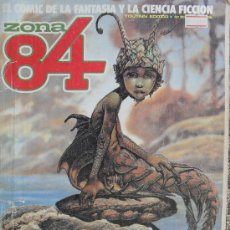 Cómics: ZONA 84 TOUTAIN Nº 53 COMICS DE FANTASIA Y CIENCIA FICCION. Lote 27643891