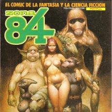 Cómics: ZONA 84 TOMO CON LOS NUMEROS 38,39 Y 40. Lote 27937018