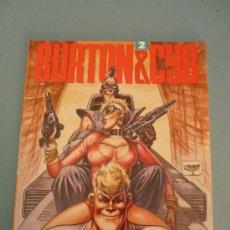 Cómics: BURTON & CYB. Nº 2.. Lote 27999365