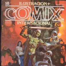 Fumetti: COMIX INTERNACIONAL Nº 18 - EDITA : TOUTAIN AÑOS 80. Lote 28038235