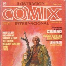 Comics: COMIX INTERNACIONAL Nº 19 - EDITA : TOUTAIN AÑOS 80. Lote 28038249