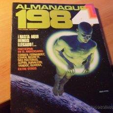 Cómics: 1984 ALMANAQUE 1984 ( ED. TOUTAIN ) (TOU1). Lote 28161491