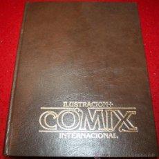 Cómics: COMIX INTERNACIONAL - TOMO CON NÚMEROS 37 - 38 - 39 - 40 - 41 Y ESPECIAL CONCURSO - TOUTAIN. Lote 28216135