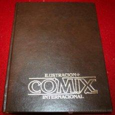 Cómics: COMIX INTERNACIONAL - TOMO CON NÚMEROS 19 - 20 - 21 - 22 - 23 Y 24 - TOUTAIN. Lote 28216140