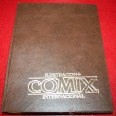 Cómics: COMIX INTERNACIONAL - TOMO CON NÚMEROS 13 - 14 - 15 - 16 - 17 Y 18 - TOUTAIN. Lote 28216141
