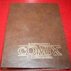 Cómics: COMIX INTERNACIONAL - TOMO CON NÚMEROS 1 - 2 - 3 - 4 - 5 Y 6 - TOUTAIN. Lote 28216144