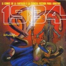 Cómics: 1984 - Nº 56 - TOUTAIN. Lote 28228683